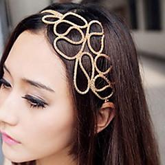 z&X® pusta pleciony włosy złote pasma włosów