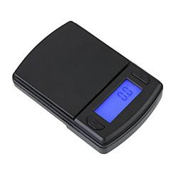 Mini LCD Digital Pocket ékszer Arany Gyémánt Scale Gram