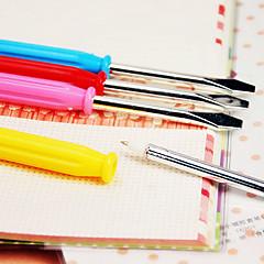 Többfunkciós csavarhúzó kék tintával golyóstollak (1 toll)