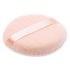 meikki varastointi puuterihuisku meikkiä sienellä 8 * 8 * 1,3 vaaleanpunainen
