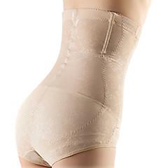 Corrigerend ondergoed Ademend / Draagbaar / Anti-Dons Nylon / Spandex / Chinlon Glad Slip Hoge taille  Middel Anjer