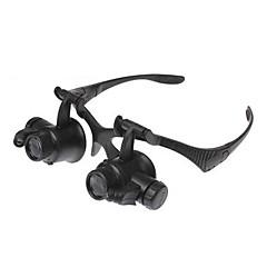 Watch Repair 10X / 15X / 20X / 25X Magnifier with Light