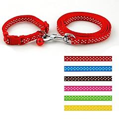 Kediler / Köpekler Tasma Kayışı Ayarlanabilir/İçeri Çekilebilir Kırmızı / Yeşil / Mavi / Kahverengi / Pembe / Sarı Naylon
