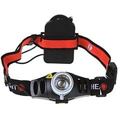LS055 Hoofdlampen Fietsverlichting LED 150/350/200 Lumens 2 3 Modus Cree XR-E Q5 Batterijen niet inbegrepen Verstelbare focus