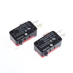 mikrokapcsoló off-on elektronikai DIY (2db)