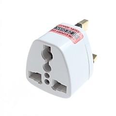 Uniwersalny nam eu au do uk przewód sieciowy AC Adapter konwerter podróży