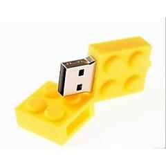 νέα τούβλα παιχνίδι κινουμένων σχεδίων USB 2.0 flash drive στυλό μνήμης υψηλής 32gb