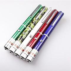 Réz - Zöld lézer toll - Toll formájú