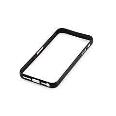 Käyttötarkoitus iPhone 8 iPhone 8 Plus iPhone 5 kotelo kotelot kuoret Iskunkestävä Bumper Etui Yhtenäinen väri Kova Alumiini varten