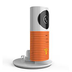 wi-fi 0.3 mp box beltéri kamera nappal este IR-cut 32 (mozgásérzékelés dual stream távoli hozzáférést plug and play