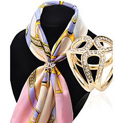 Damen Broschen Modisch Luxus-Schmuck Modeschmuck Diamantimitate Aleación Schmuck Für Hochzeit Party Besondere Anlässe Geburtstag Alltag