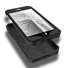 dirtproof à prova de choque à prova d'água snowproof tampa da caixa de plástico proteção TPU + para Apple iPhone 6s 6 mais