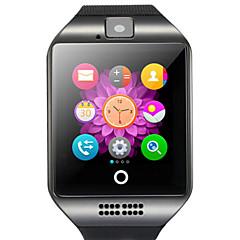 Kimlink® q18 smart se telefon bluetooth kamera sim sd kort smartwatch til android