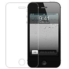 2.5D Premium hærdet glas Screen Beskyttelsesfilm til iPhone 4/4S