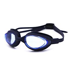 Úszás Goggles Páramentesítő Szilícium-dioxid gél Nejlon Fehér Szürke Fekete Kék Bíbor Rózsaszín Szürke Kék Sötétkék