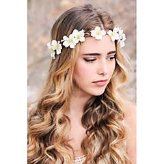 Opaski na głowę / Fascinators / Biżuteria na czoło-Ślub / Impreza / Codzienny / Casual / N/A(Materiał)