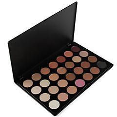28 kleuren 5in1 make-up basis primer foundation blusher bronzer rokerige oogschaduw professionele cosmetische palet