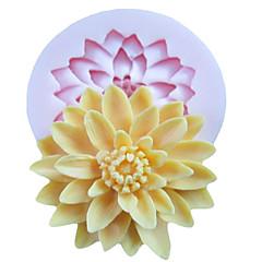 Backform Blume Für Kuchen Für Plätzchen Für Pie Silikon umweltfreundlich Gute Qualität Zum Selbermachen