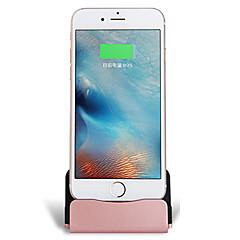 asztali fém bölcső iPhone 6 / 6s / 6 + / 6s plus
