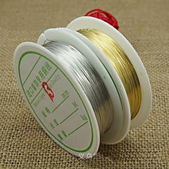 DIY smykker 0.3mm kobber linie