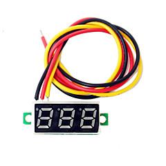 0.28 inch mini led dc2.5-30v volt voltage meter scherm digitale voltmeter