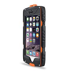 Για iPhone X iPhone 8 iPhone 6 iPhone 6 Plus Θήκες Καλύμματα Νερού / Dirt / Shock Απόδειξη Πίσω Κάλυμμα tok Πανοπλία Σκληρή Καοτσούκ για