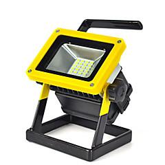 Lámpások & Kempinglámpák LED 2000 Lumen 1 Mód LED 18650 Ferde extruderfej Sürgősségi Szuper könnyű Kempingezés/Túrázás/Barlangászat