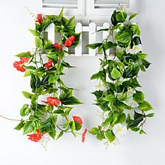 Set of 1 PCS 1 Κλαδί Πολυεστέρας Κάλλες Λουλούδι για Τραπέζι Ψεύτικα λουλούδια Long 90(inch)
