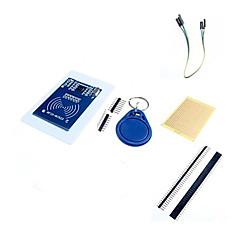 ücretsiz s50 Fudan kartı ile PMUM-522 rc522 rfid rf ic kartı endüktif modül&anahtarlık ve arduino için aksesuarlar