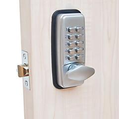 Zamki mechaniczne bezkluczowe cyfrowe maszyny kod klawiatura wejściowa haseł zamki drzwi bezkluczowe zamki