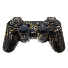 Dual Shock hattengelyű vezeték nélküli bluetooth kontroller PS3