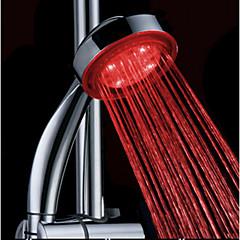 Water Powered Színváltó ABS LED Kézizuhany