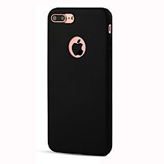 Til iPhone 8 iPhone 8 Plus iPhone 7 iPhone 6 iPhone 5 etui Etuier Stødsikker Bagcover Etui Helfarve Blødt TPU for Apple iPhone 8 Plus