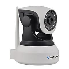 VStarcam 1.0 MP Otthoni with IR-cut 128(Éjjel-nappali Mozgásérzékelő Kettős videó jelfolyam (Dual Stream) Távelérés IR-cut Plug and play)