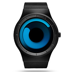 SINOBI Ανδρικά Αθλητικό Ρολόι Ρολόι Καρπού Μοναδικό Creative ρολόι Χαλαζίας Ανθεκτικό στο Νερό Ανθεκτικό στα Χτυπήματα Ανοξείδωτο Ατσάλι