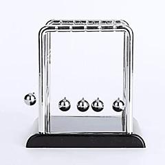 Speeltjes voor Jongens Ontdekkingsspeelgoed Newton cradle balansballen Vierkant Roestvrij Staal