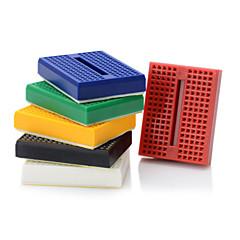 6pcs 170 kravat noktası Mini kaynaksız prototip breadboard / Protoboard