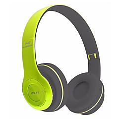Neutrale Produkt P47 Kopfhörer (Kopfband)ForMedia Player/Tablet PC Handy ComputerWithMit Mikrofon DJ Lautstärkeregler FM-Radio Spielen