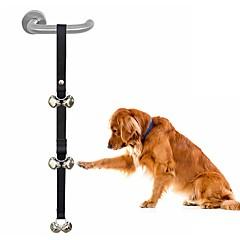 قط كلب التدريب أدوات تصحيح السلوك مكافحة النباح قابلة للطى كاجوال/يومي أحمر أسود أزرق نايلون