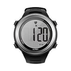 Smartur Vandafvisende Sport Pulsmåler Vækkeur Bluetooth 4.0 Ingen Sim kort port