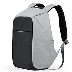 πολυλειτουργικό σακίδια φορητό υπολογιστή των επιχειρήσεων backpack17 ιντσών περιστασιακά ταξίδια πολυεστέρα τσάντες αδιάβροχο