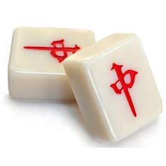 Bordspel Mahjong Speeltjes Cirkelvormig Niet gespecificeerd Stuks