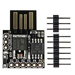 USB-liitäntä digispark kickstarter attiny85 Development Board