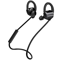 Bluetooth øretelefoner hovedtelefoner trådløse sports øretelefoner stereo træning øretelefoner svedtætte ergonomiske i-øret hovedtelefoner