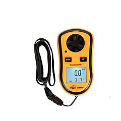 Masa hava sıcaklığı anemometre ölçüm test cihazı (gm8908)