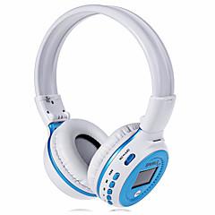fanaatikko b570 langaton bluetooth v4.0 kuulokeliitäntä 3.5mm led näyttöruutu stereomusiikkia panta kuuloke FM-radio TF korttipaikka