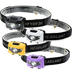 Hoofdlampen LED 500 Lumens 4.0 Modus LED Batterijen niet inbegrepen 3 Standen Waterbestendig Makkelijk mee te nemen Noodgeval Super Light