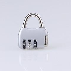 6422 λουκέτο ψευδαργύρου λουκέτο λουκέτο 3 ψηφία κωδικός πρόσβασης γυμναστήριο κοιτώνα ντουλάπι λουκέτο μίνι κλειδαριά κλειδαριά δεξαμενή