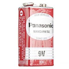 Panasonic 9V uden Tung Carbon batteri ikke genopladeligt batteri