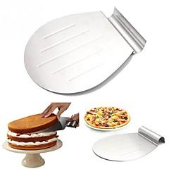 1 süteményformákba Pie Pizza Kenyér Torta Keksz Rozsamentes acél + A ragú ABS Rozsamentes acél / Vasaló Rozsamentes acélHőszigetelő Nem